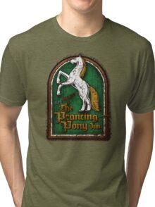 The Prancing Pony Tri-blend T-Shirt