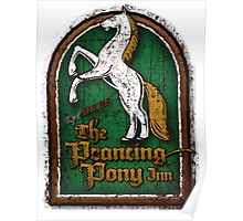 The Prancing Pony Poster
