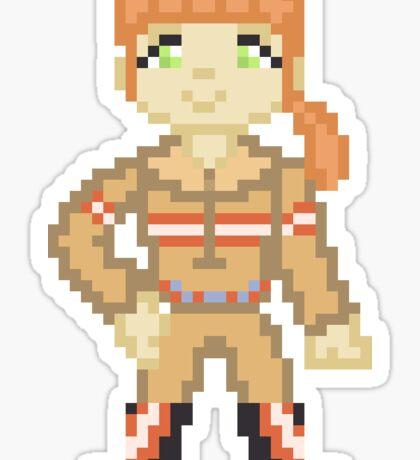 Pixel Erin Sticker