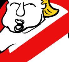 Trumpbusters Sticker