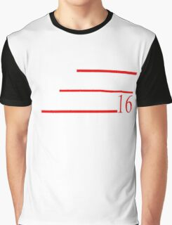 PICARD RIKER 2016 for President T-Shirt Graphic T-Shirt