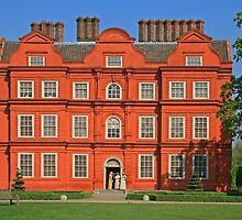 Kew Palace by RedHillDigital