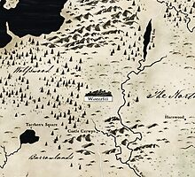 Westeros - Game of Thrones by themomentisover