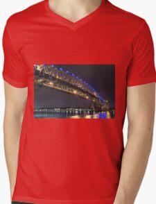 Bluewater Light © Mens V-Neck T-Shirt