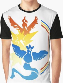 LEGENDARY TEAMS Graphic T-Shirt