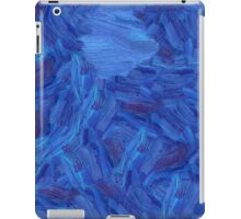 An abstract Brush Strokes design iPad Case/Skin