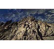.acid Climbers Photographic Print