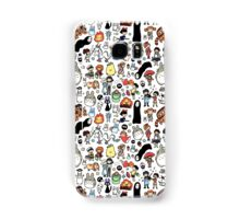 Ghibli Collage Samsung Galaxy Case/Skin