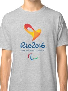 Rio 2016 PARALYMPIC GAMES Classic T-Shirt
