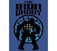The Iron Daddy Photographic Print