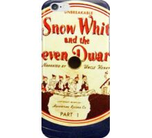 """Snow White & The Seven Dwarfs, Uncle Henry- 5"""" 78  iPhone Case/Skin"""