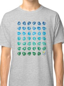 Pictogram rio de janiero 2016  Classic T-Shirt