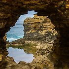 The Grotto on the Great Ocean Road - Vic by Yukondick