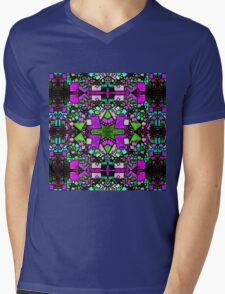 Tate - Created by Genius Mens V-Neck T-Shirt