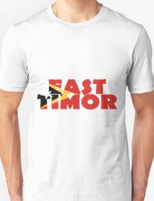 East Timor Unisex T-Shirt