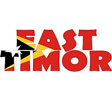 East Timor Photographic Print