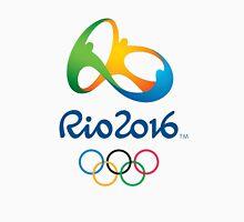 Olimpics rio 2016 brazil Unisex T-Shirt
