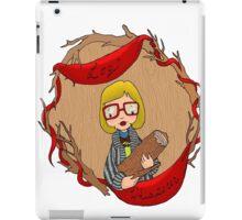 LOG WHISPERER, Log Lady iPad Case/Skin