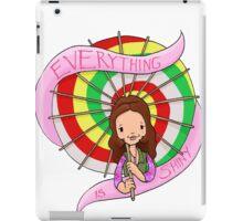 EVERYTHING IS SHINY, Kaylee Frye iPad Case/Skin