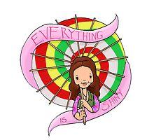 EVERYTHING IS SHINY, Kaylee Frye by Bantambb