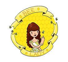 BEE LADY, Chuck Charles by Bantambb