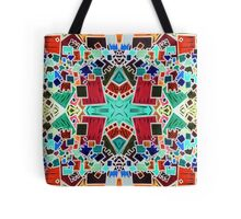 Tate - Created by a Genius (Square/Sym/Inv) Tote Bag