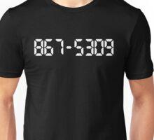 867-5309 (Jenny) Tommy Tutone  Unisex T-Shirt