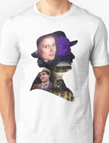 Seventh Doctor Silhouette T-Shirt