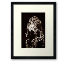 WATERGAMES III Framed Print
