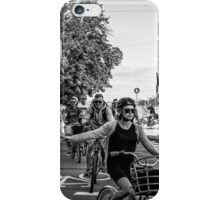 Bicycles, bicycles iPhone Case/Skin