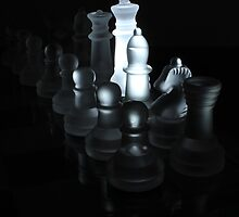 Chess Set by ncp-photography