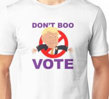 Dont Boo Vote Unisex T-Shirt
