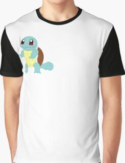 Squirtle - Pokemon Graphic T-Shirt