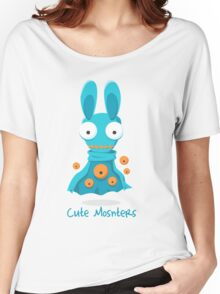 cute monsters 2 Women's Relaxed Fit T-Shirt