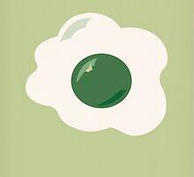 Green Eggs & Ham (Dr. Seuss) by tonyarenee