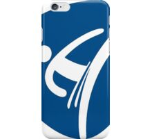 Rio 2016 Olympic pictograms Taekwondo iPhone Case/Skin