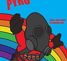 Meet the Pyro by Thalia Bristow