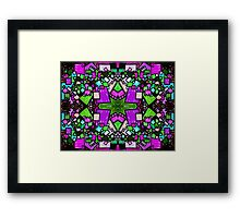 Tate - Created by Genius Framed Print