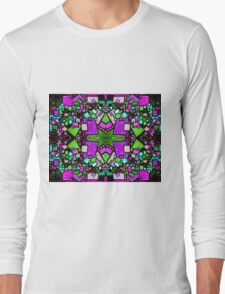 Tate - Created by Genius Long Sleeve T-Shirt