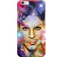 Painted Portrait iPhone Case/Skin