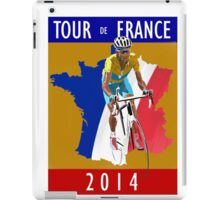 Le Tour 2014 iPad Case/Skin