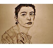 'I Dreamed a Dream' Anne Hathaway, Les Miserables Portrait  Photographic Print