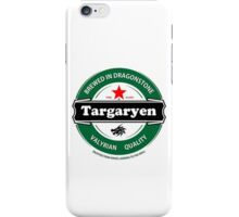 Targaryen Brewing Co. iPhone Case/Skin
