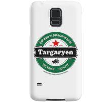 Targaryen Brewing Co. Samsung Galaxy Case/Skin