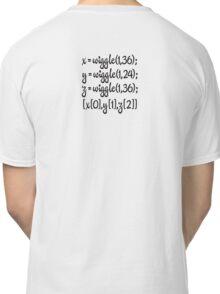 wiggle, wiggle, wiggle Classic T-Shirt