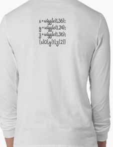 wiggle, wiggle, wiggle Long Sleeve T-Shirt