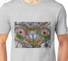 Praying Mantis, Steampunk Style Unisex T-Shirt