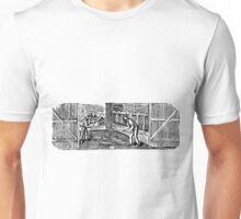 Corn Cribbing Unisex T-Shirt