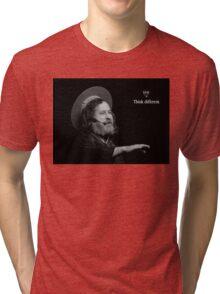 Stallman Think Different Tri-blend T-Shirt