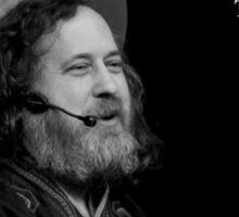 Stallman Think Different Sticker
